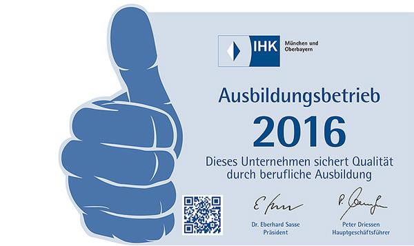 IKW GmbH bildet Industriemechaniker aus